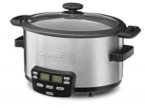 Cuisinart MSC-400 4-Quart Slow Cooker