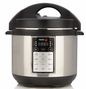 Fagor LUX Multi-Cooker, 4 quart