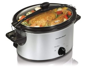 Hamilton Beach 33249 Slow Cooker