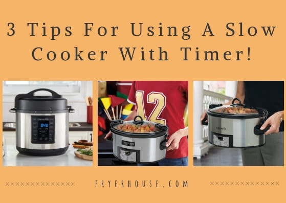 How to Use Slow Cooker with Timer