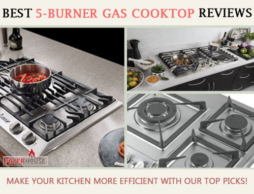 Best 5 Burner Gas Cooktop Reviews