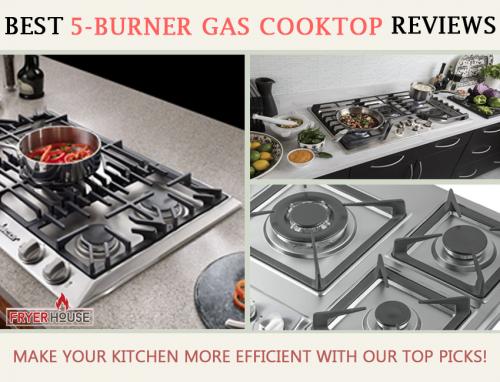 Best 5 Burner Gas Cooktop Reviews