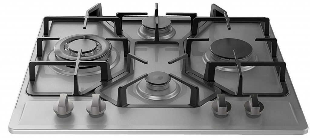 Empava EMPV-24GC4B67A Gas Cooktop Review