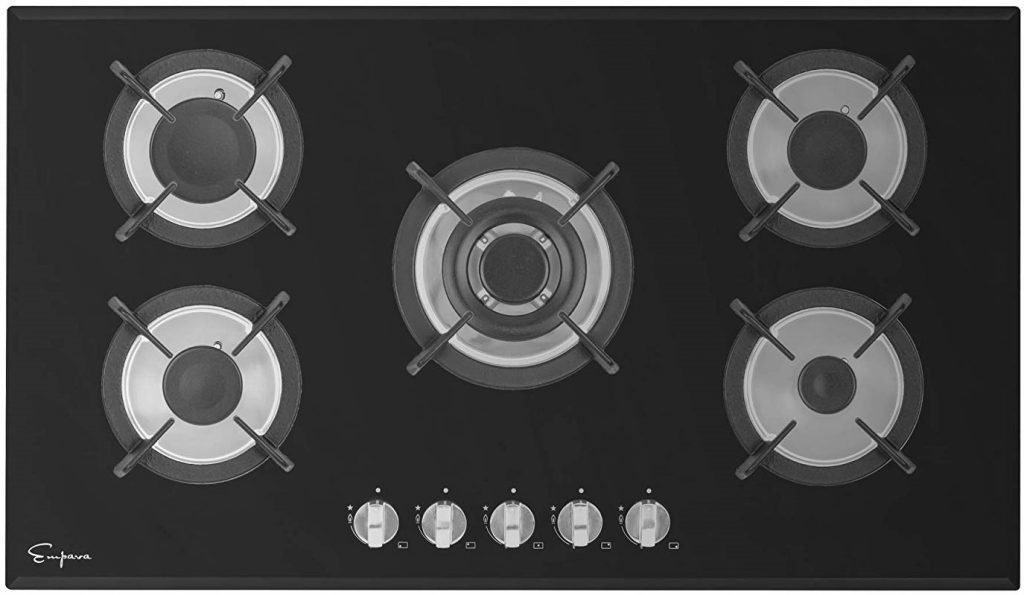 Empava EMPV-36GC204 Gas Cooktop Review
