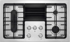 Frigidaire RC36DG60PS 36 inch Built In Downdraft Gas Cooktop
