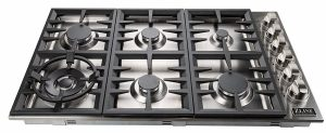 ZLINE Dropin Cooktop with 6 Gas Burners Review
