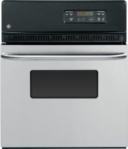 GE Stainless Steel Electric Single Wall Oven