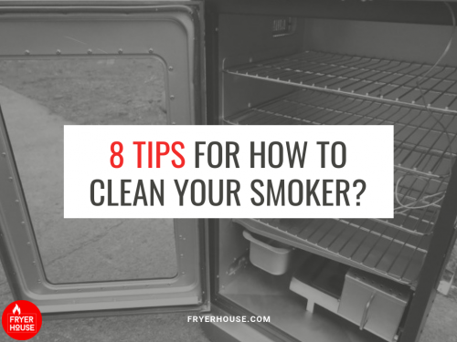 How to Clean Your Smoker