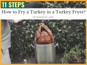 How to Fry a Turkey in a Turkey Fryer
