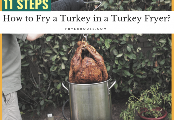 11 Steps – How to Fry a Turkey in a Turkey Fryer?