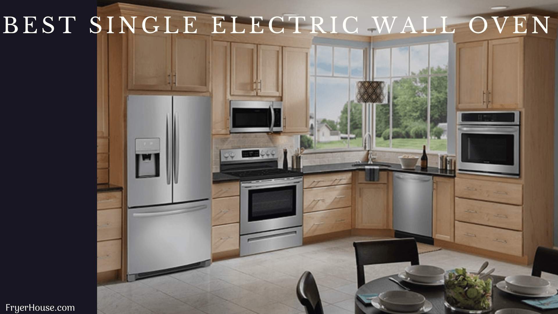 Best Single Electric Wall Oven