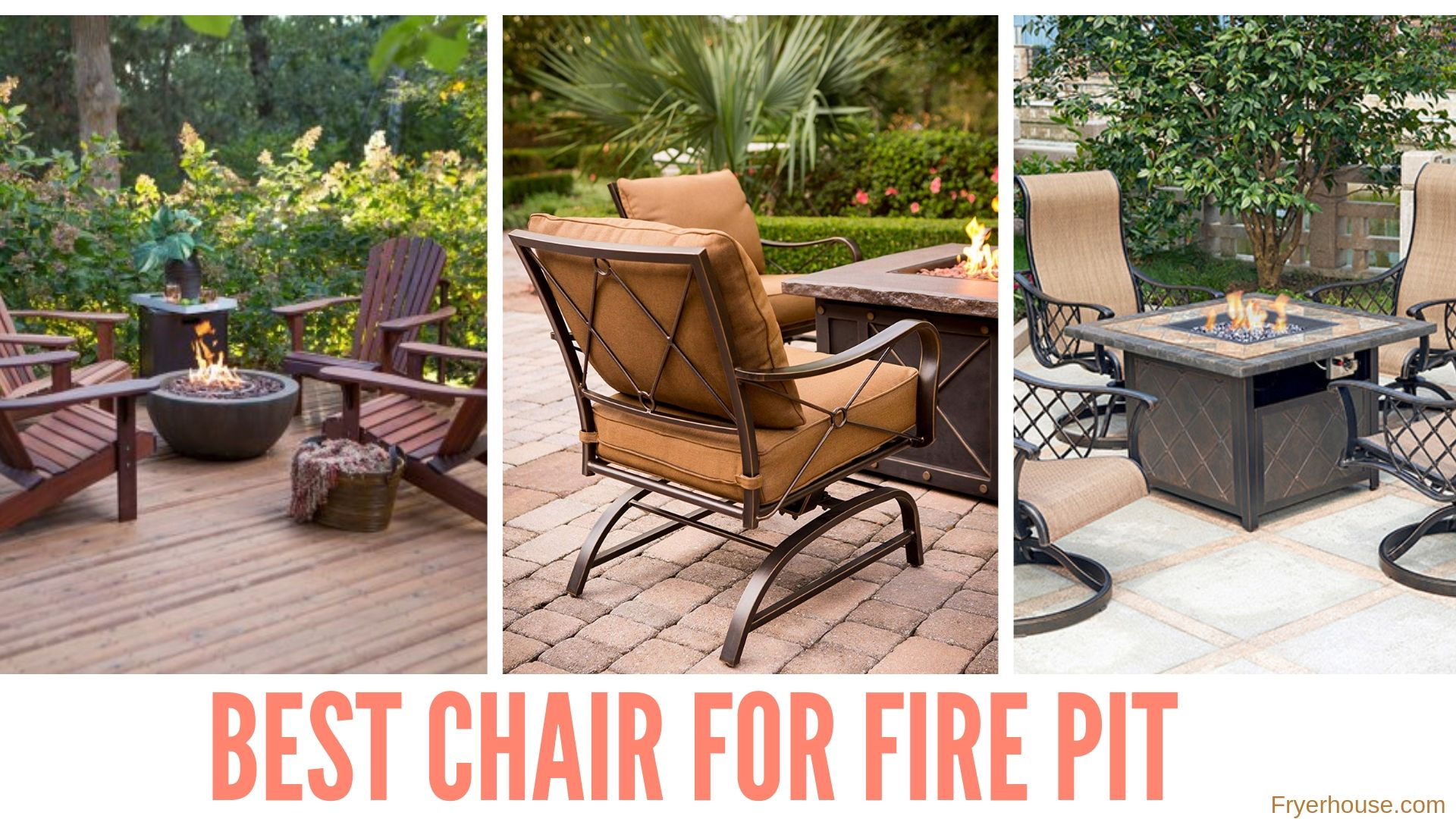 10 Best Chairs For Fire Pit You Can Buy In 2019