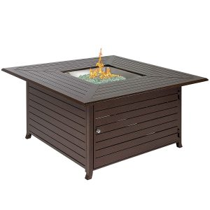 Best Choice Products BCP Extruded Fire Pit Tables