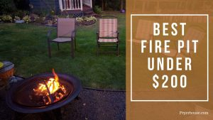 Best Fire Pit Under $200