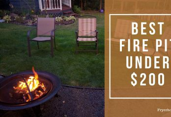 Top 10 Best Fire Pit Under $200 You Can Buy in 2019