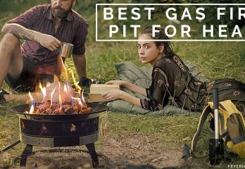 10 Best Gas Fire Pit for Heat You Can Buy in 2019