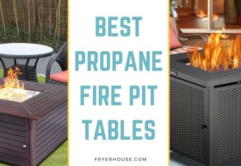 10 Best Propane Fire Pit Tables 2020 | Reviews & Buying Guides