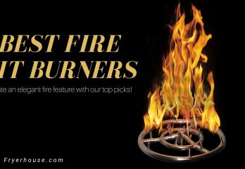 10 Best Fire Pit Burners You Can Buy in 2019 | Buying Guide