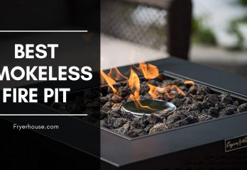 10 Best Smokeless Fire Pit To Buy in 2019