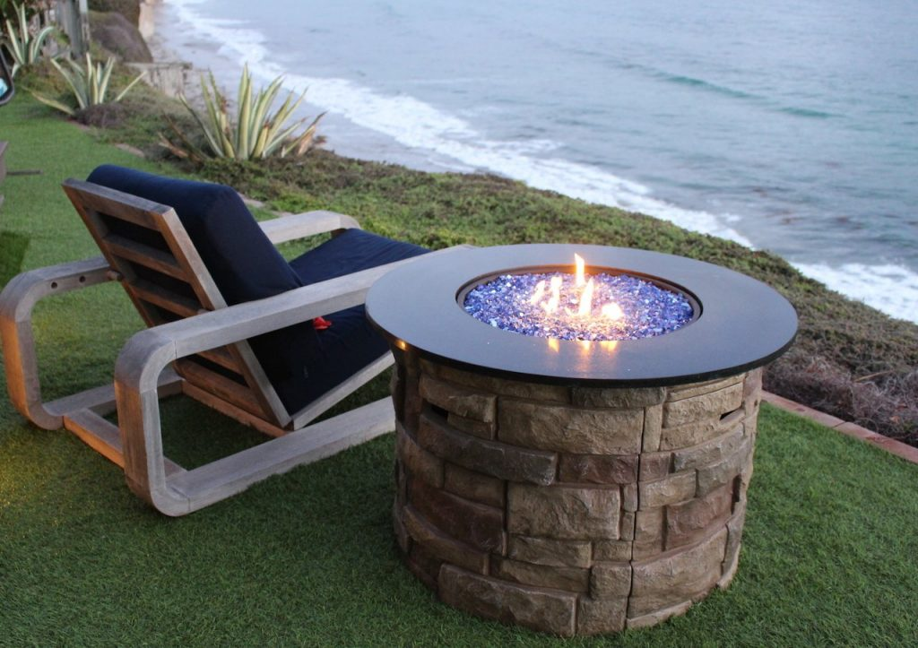 What Kind of Rocks Can Be Used in A Fire Pit