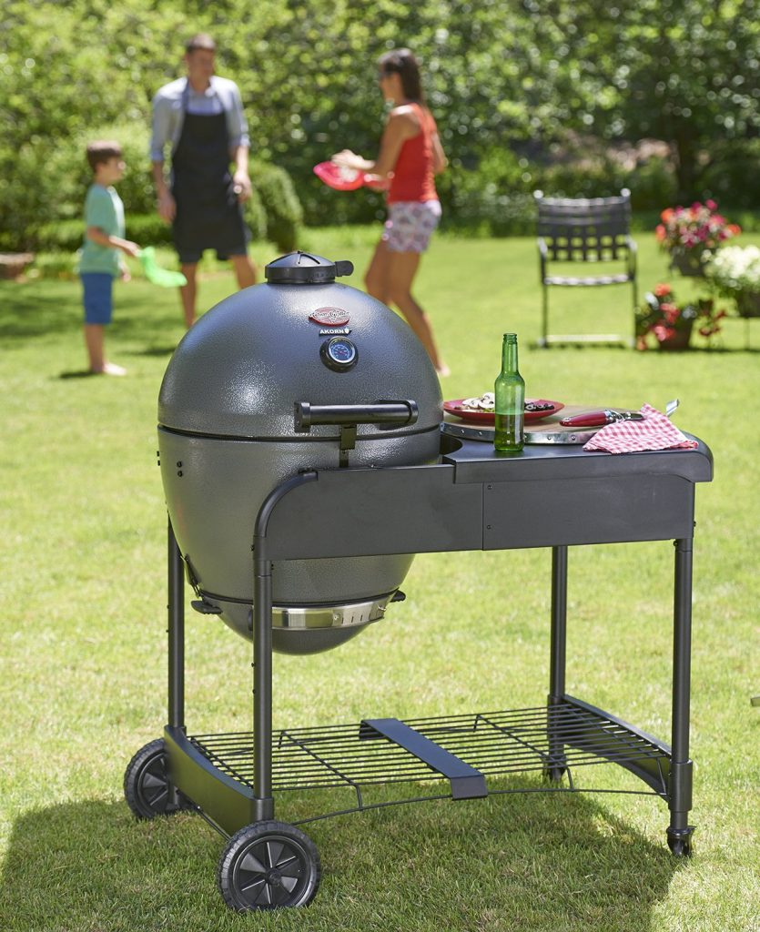 Best Kamado Style Grill – Char-Griller 6520 Charcoal Grills