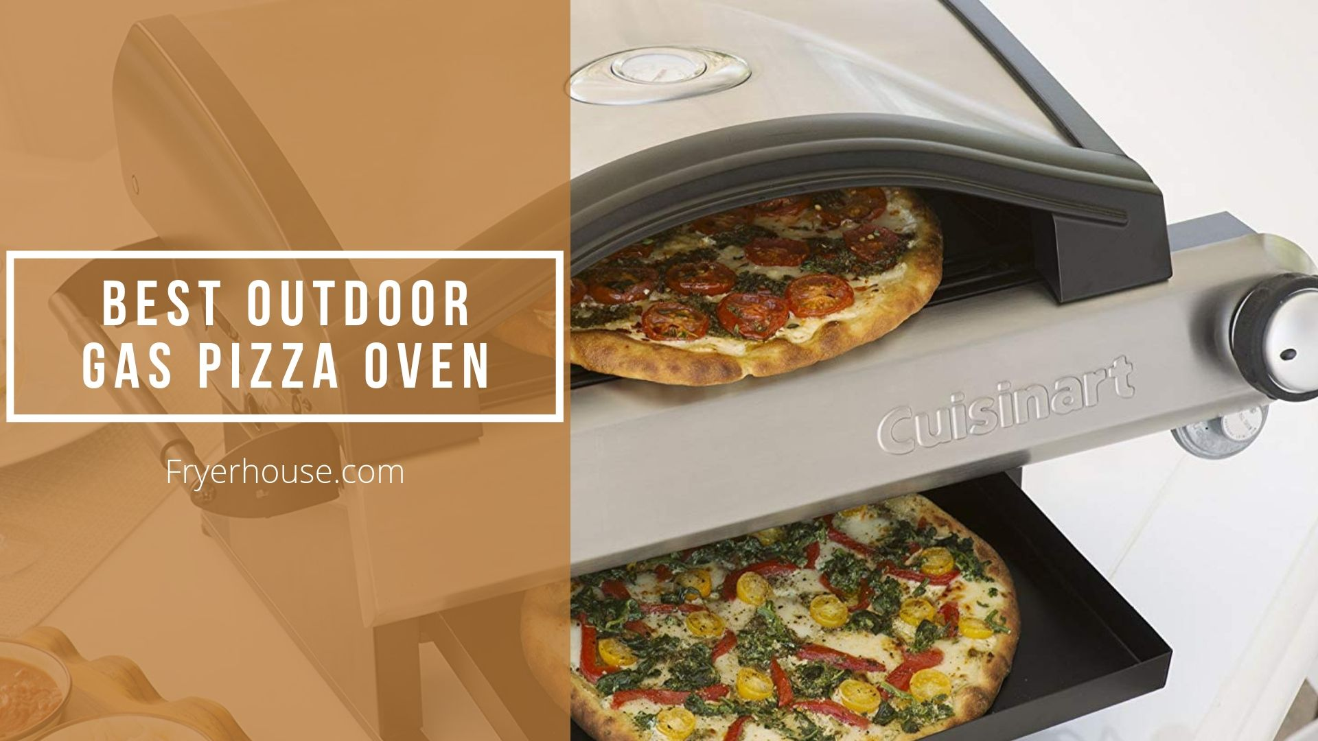 Best Outdoor Gas Pizza Oven