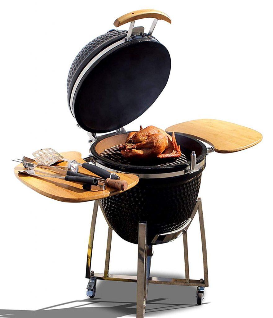 Cal Flame BBQ15K21 21′ Kamado Style Grills