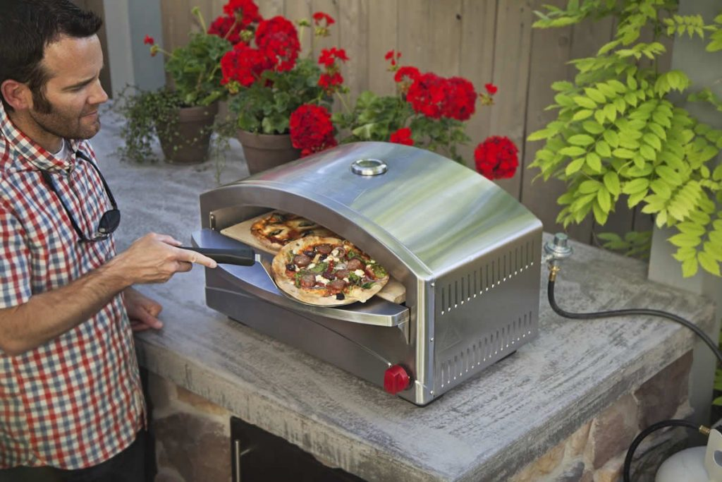 Camp Chef Italia Artisan Portable Pizza Ovens Propane