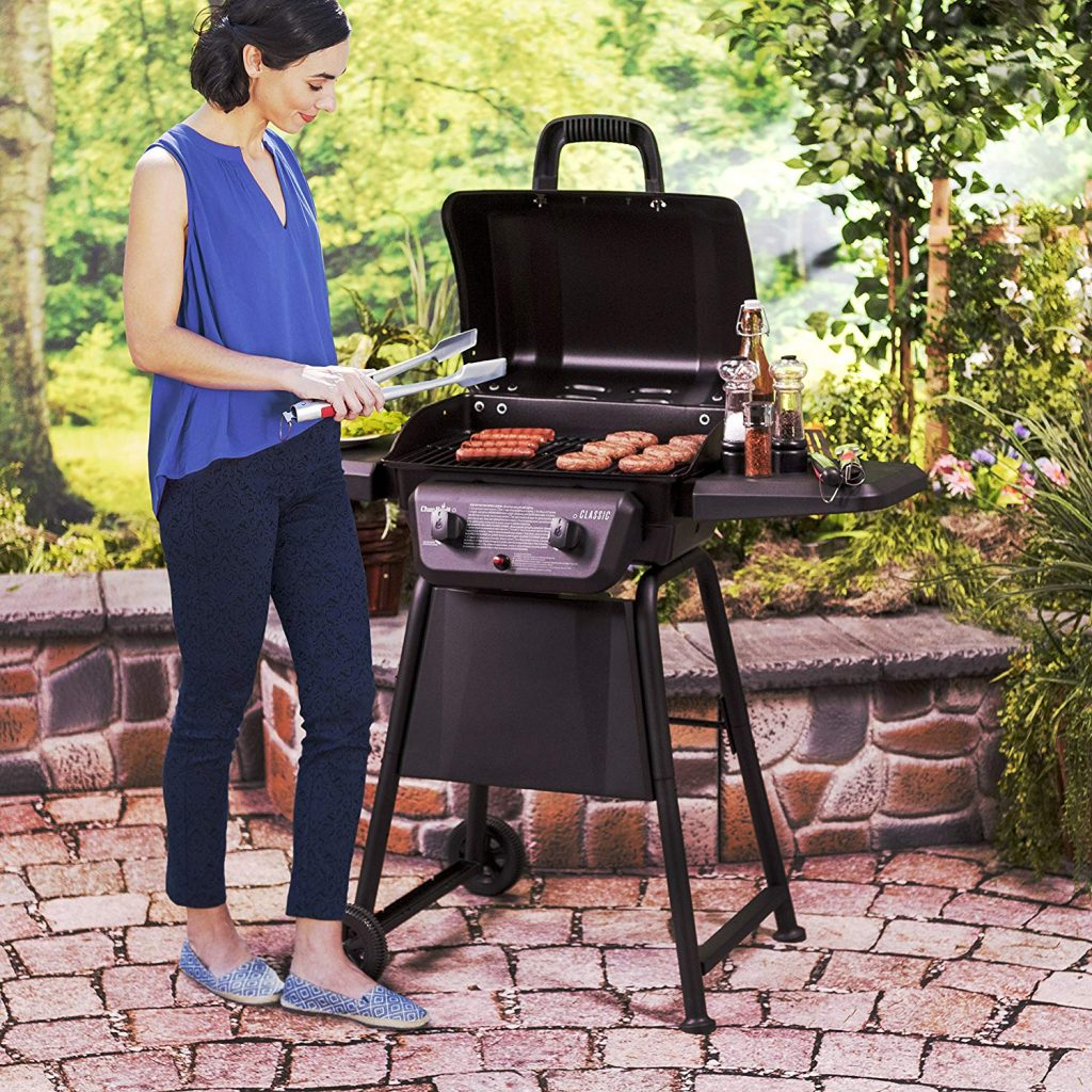 Char-Broil Classic 280 - Best 2 Burner Gas Grill