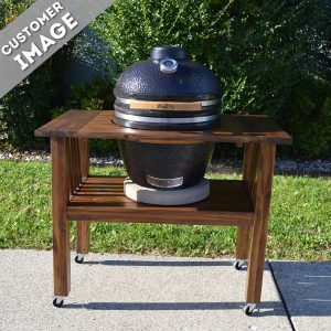 Duluth Forge Kamado Style Grill, 21 inch