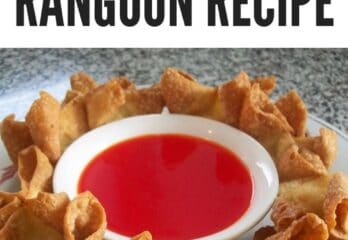 Easy Air Fryer Crab Rangoon Recipe | Make Your Own Favorite Faux-Asian Seafood App