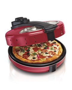 Hamilton Beach 12 Inch Red Pizza Maker
