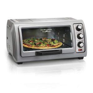 Hamilton Beach Electric Pizza Oven