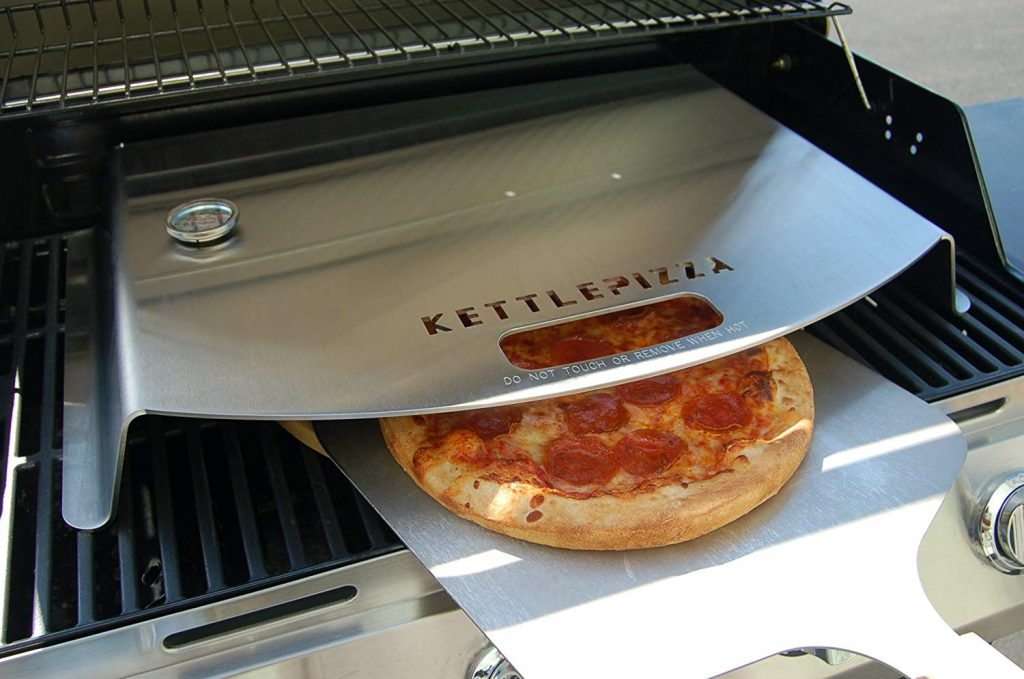 KettlePizza Gas Pro Basic Pizza Oven