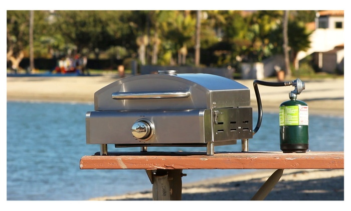 MONT ALPI 3 IN 1 Pizza Oven Grills