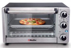 Mueller Austria Electric Pizza Oven