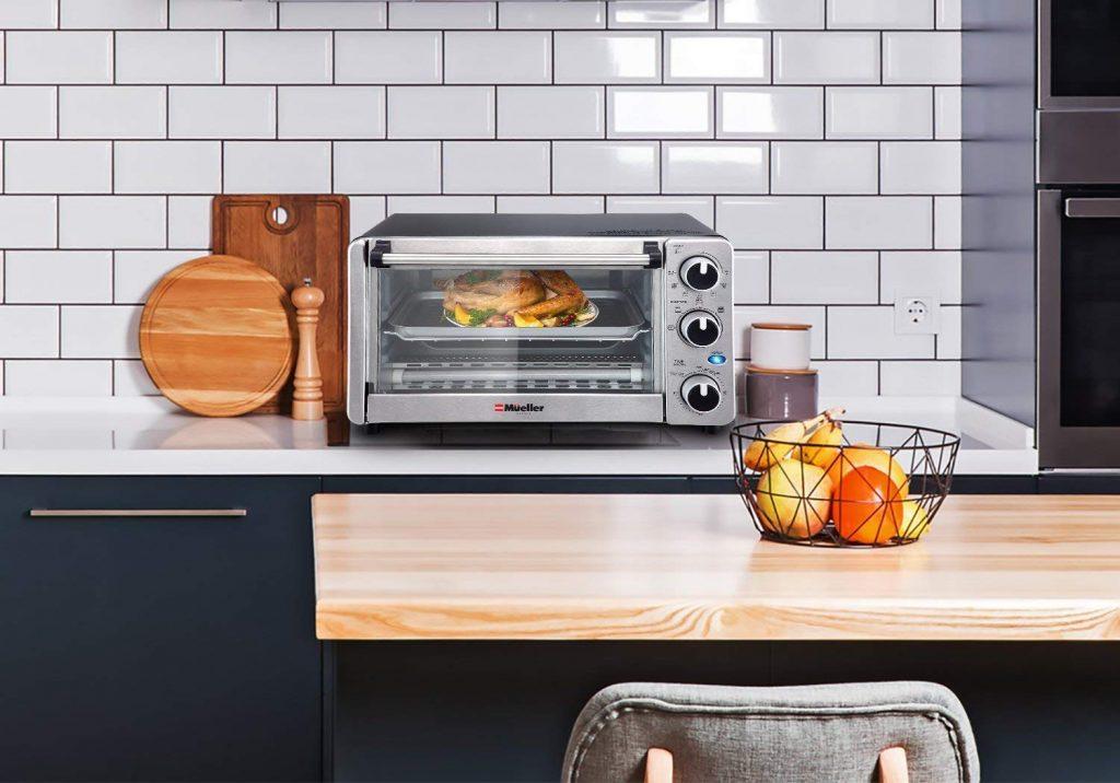 Mueller Austria Electric Pizza Ovens