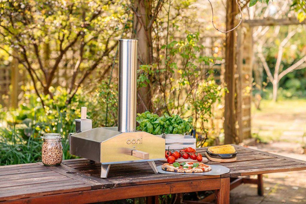 Ooni 3 Portable Wood Pellet Pizza Ovens