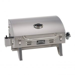 Smoke Hollow 205 Stainless Steel Gas Barbecue Grill
