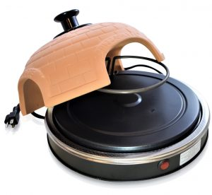 TableTop Chefs Countertop Electric Pizza Oven