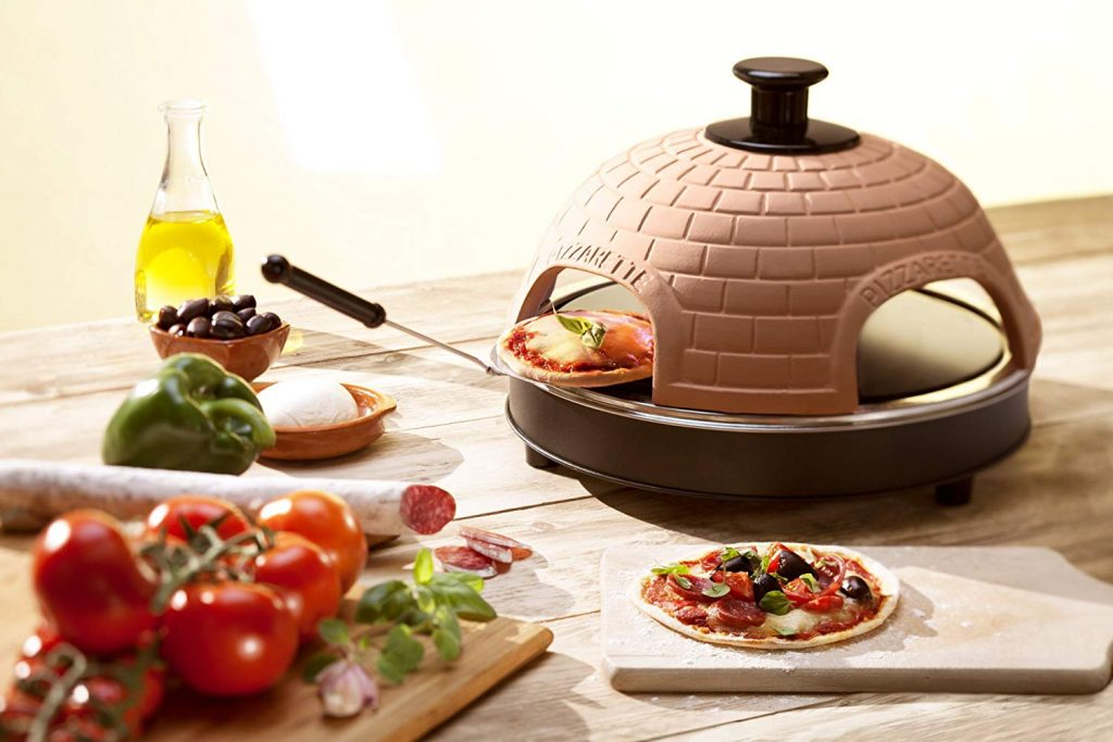 TableTop Chefs Countertop Electric Pizza Ovens