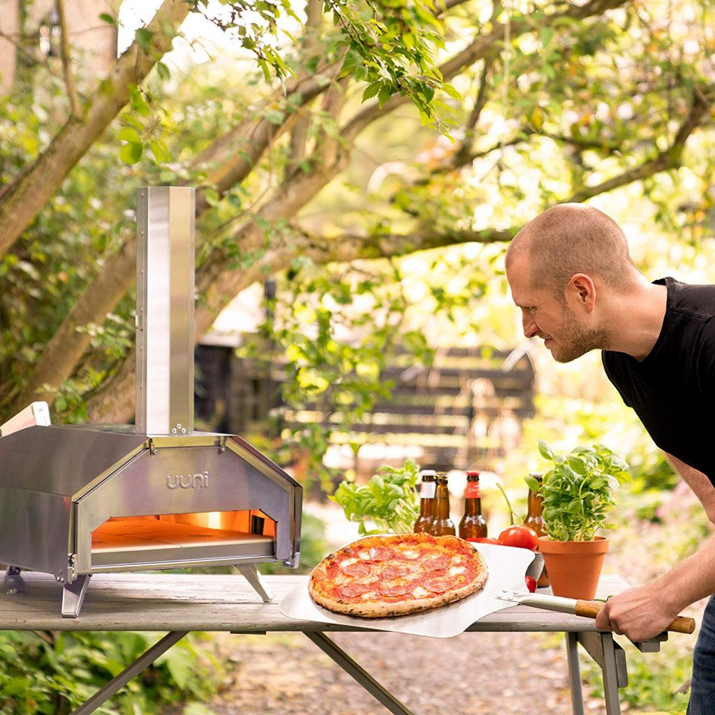 Uuni Pro Multi-Fueled Outdoor Pizza Ovens