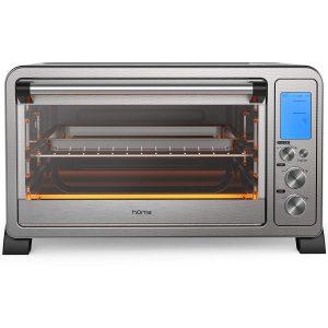 hOmeLabs Digital Electric Pizza Oven