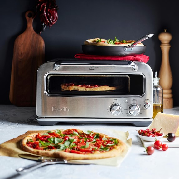 BREVILLE Smart Pizza Ovens