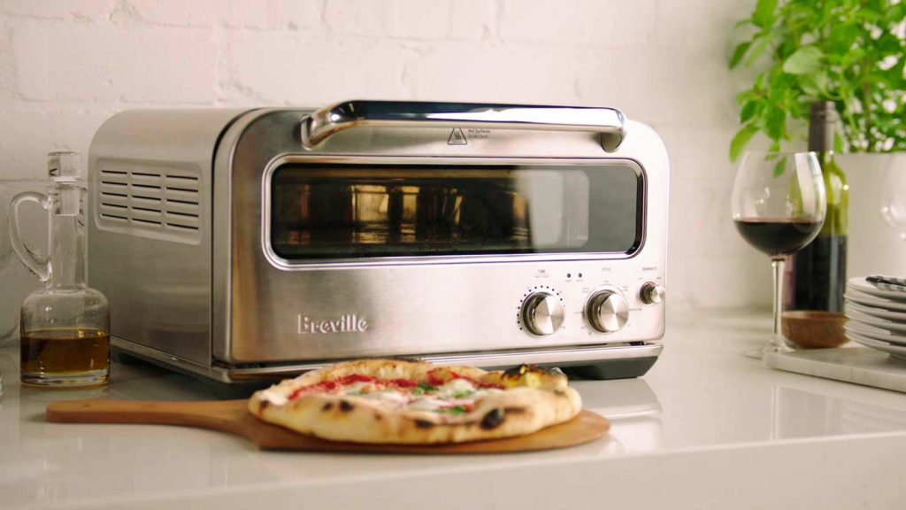 Breville The Smart Pizzaiolo Pizza Ovens