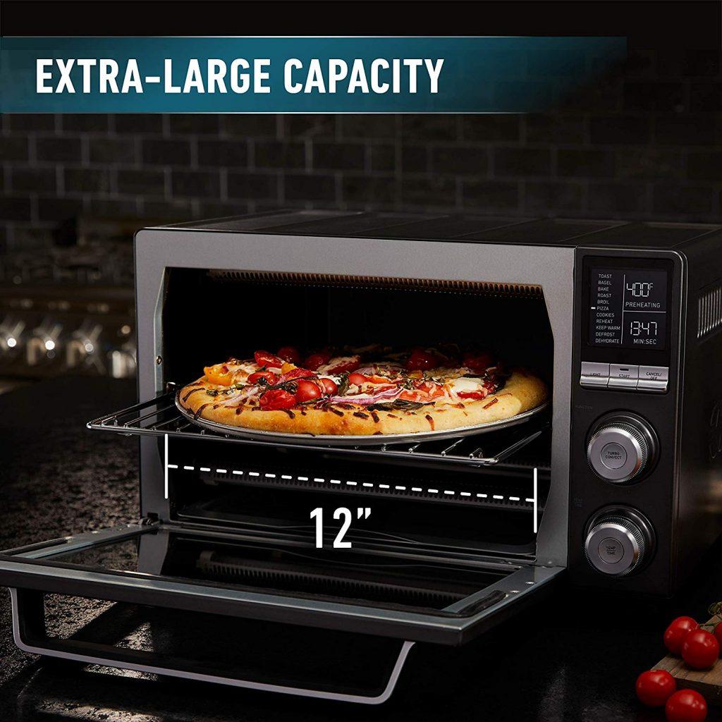 Calphalon Quartz Heat Countertop Toaster Ovens