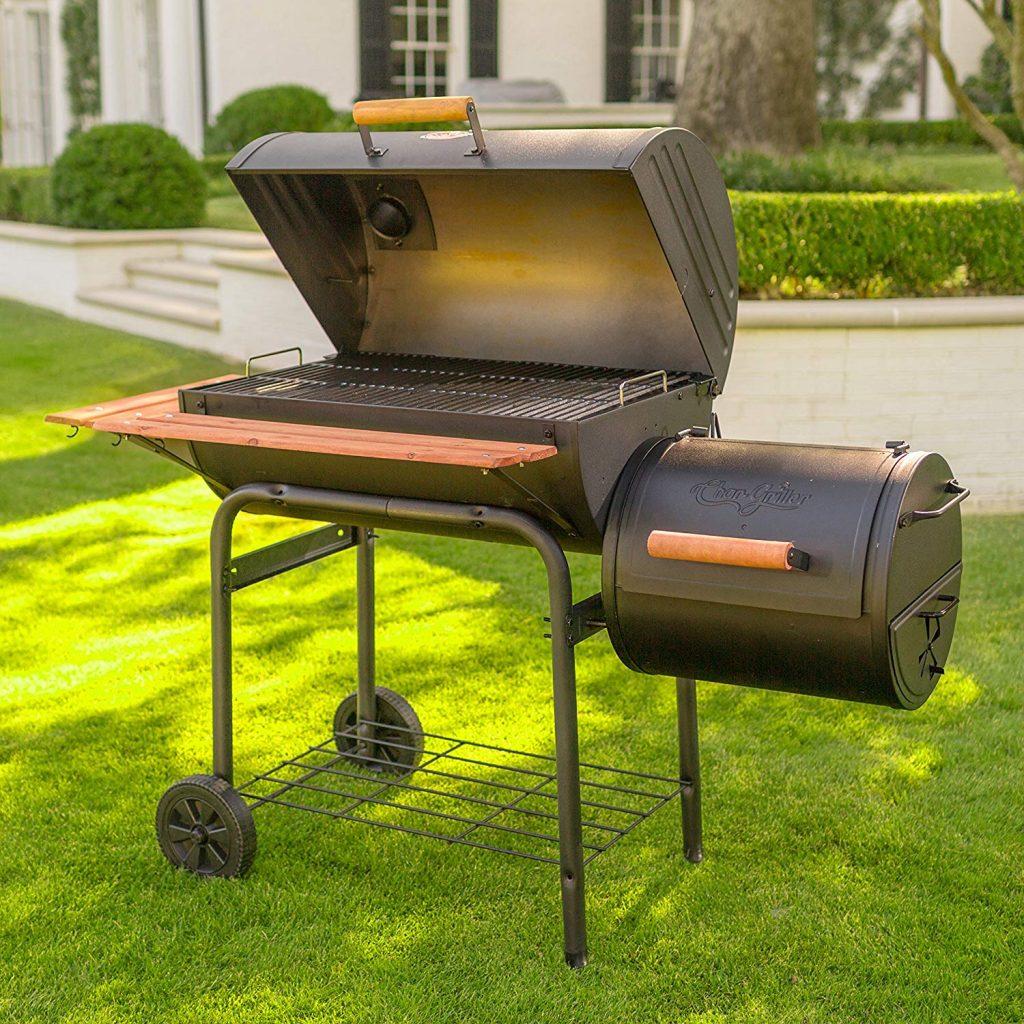 Char-Griller 1224 Smokin Offset Smoker