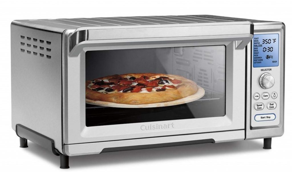 Cuisinart Chef's Convection Toaster Pizza Oven