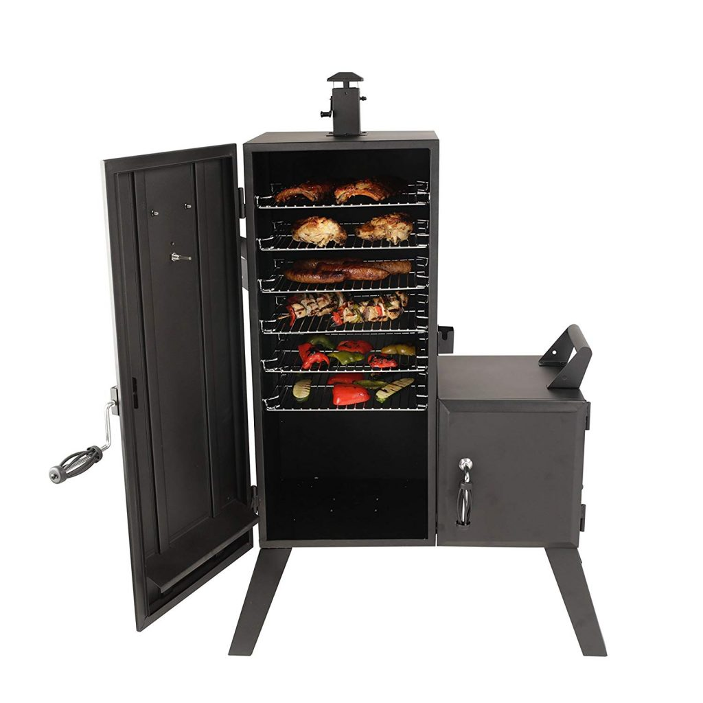 Dyna-Glo DGO1176BDC-D Charcoal Offset Smoker