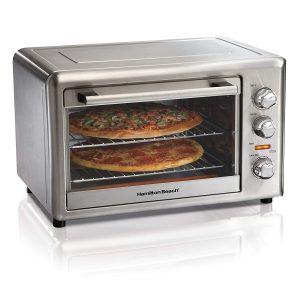 Hamilton Beach Extra-Large Convection Pizza Oven